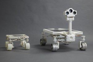 Prototype Asimov Jr. R1 and R2 by Team Part Time ScientistsSource: Part-Time Scientists / Alex Adler