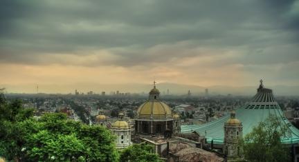 Mexico City population 20 million