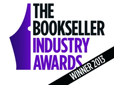 Bookseller Industry Award Winner logo