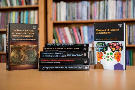 Edward Elgar Publishing Handbooks in Management