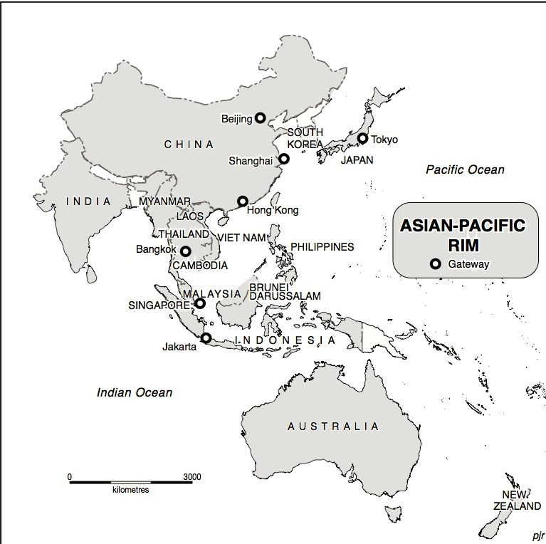 Global plus local logistics asian pacific rim perspectives by asian pacific rim gateway gumiabroncs Image collections