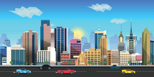Image cityscape